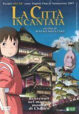 La Citta' Incantata (2001) DVD