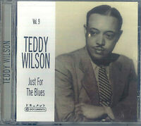 CD Vol. 9 Wilson Teddy - Just For The Blues