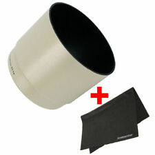 Original Jjc Lens Hood Suitable for Canon Ef 70-200mm + Cleaning Cloth