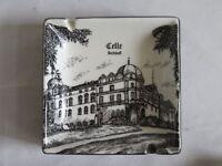Celle Schloss Castle Germany Ashtray
