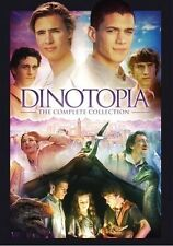 Dinotopia The Complete Collection DVD Set TV Series Episodes Season All Miller R