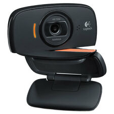 Logitech Webcam C525 720P HD 8MP Black/Silver 960000715