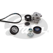 PEUGEOT BOXER 130 2.2D Drive Belt Kit 2011 on Set Gates 16112812 1611281280 New