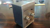 Sony TAH-10 Stereo Headphone Adaptor for Sony Integrated Amplifiers
