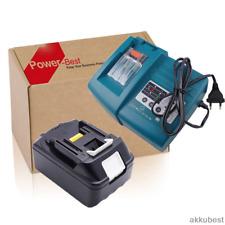 18V 5,0Ah BL1850 Akku für Makita BL1840 DMR110 DMR107 + DC18RA Schnellladegerät