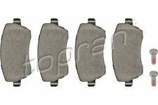 Kit de plaquettes de frein avant Dokker Citan Micra Captur Clio Logan 410608481R