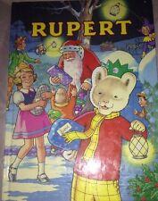 Rupert The Daily Express Annual Ian Robinson John Harrold 1992 Hardcover