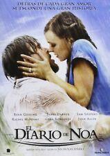 EL DIARIO DE NOA  DVD NUEVO Y PRECINTADO