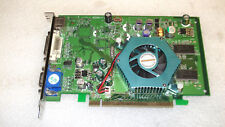 EVGA GeForce PX6200TC 64MB 82328A/V1 PCle VGA/DVI-I/S Graphics Video Card