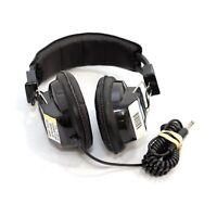 Coomber 1929s stereo educational headphones & warranty