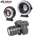 Viltrox EF-M2 Electronic Adapter F Booster 0.71x for Canon to M43 EF to MFT