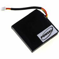 Akku für TomTom Go 400 Touch 3,7V 700mAh/2,6Wh Li-Ion Schwarz