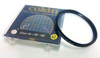 Cokin Close-Up + 4D - 104 - 62 MM