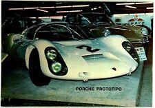 Cartolina Auto Porsche Prototipo Non Viaggiata