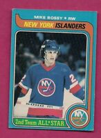 1979-80 OPC # 230 ISLANDERS MIKE BOSSY ALL STAR VG CARD (INV# A5844)