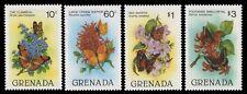 Granada 1982-mi-nº 1144-1147 ** - mnh-mariposas/Butterfly