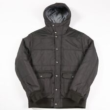 VGC LEVI'S Insulated Parka Jacket | Men's M | Hooded Coat Puffa Puffer Vintage