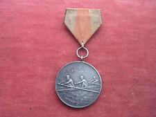 Medaille,Abzeichen  Dem Sieger im 7.Dauerrudern in Bodenwerder-Hameln 1938