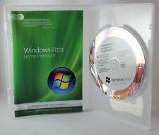 Windows Vista Home premium pc sistema operativo software 7