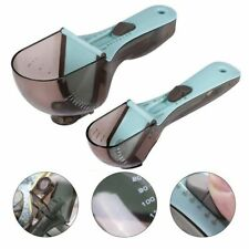 New Measuring Spoon Cup Adjustable Scale Baking Tool  Kitchen Accessory Gift