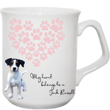 Jack Russell Terrier Dog Owners  Mug NEW racing Gift CLEARANCE