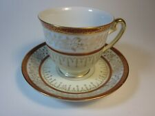 "Regal China Demitasse Cup and Saucer ""Made in Occupied Japan"""