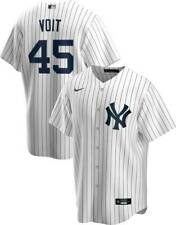 Luke Voit #45 NY Yankees Nike Pinstripe Jersey Youth Size XL X-Large