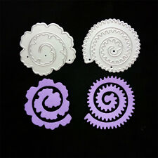 2pcs Flowers Metal Cutting Dies Stencil For DIY Scrapbooking Album Cards Decor