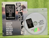 Voices of Concord Jazz - Live at Montreux (DVD, 2004)