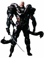 *NEW* Metal Gear Solid 2 Sons of Liberty: Solidus Snake Play Arts Kai Figure