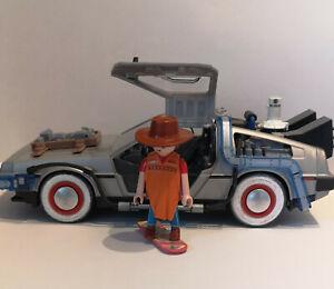 Custom  Playmobil RETOUR VERS LE FUTUR 3 -   3D - PIECES ORIGINALES OVERBOARD