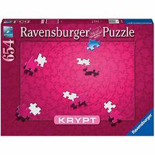 Puzzle Ravensburger Challenge Krypt Rose - 654 Pièces
