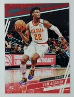 2019-20 Panini Chronicles Prestige Teal Cam Reddish Rookie RC #59, Parallel