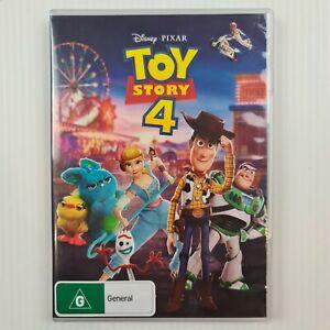 Toy Story 4 - Disney Pixar - Region 1 US/Canada - TRACKED POST