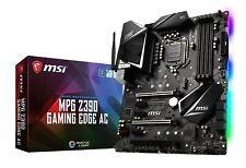 MSI MPG Z390 GAMING EDGE AC ATX Motherboard for Intel LGA1151 CPUs