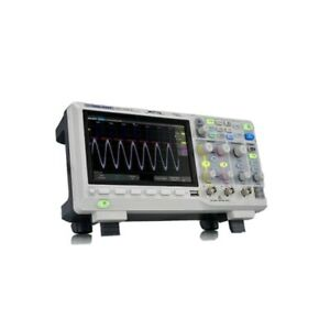 SIGLENT SDS1202X-E  Digital Oscilloscope - Grey