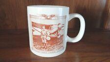 lindbergh coffee mug