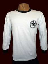 GERMANY WORLD CHAMPION 1974 - Vintage JERSEY Cotton Replica - BECKENBAUER