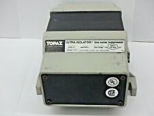 Topaz 91095 11 Line Noise Suppressor Ultra Isolator 500 Va 120240 V