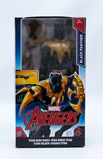 Hasbro B6149 Marvel Avengers Black Panther  Actionfigur 30 cm. mit Waffe NEU/OVP
