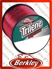 Nylon Berkley Trilene® Big Game™ Red 600 metri