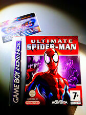 ULTIMATE SPIDER-MAN NUOVO NEW NINTENDO GAMEBOY  RARE NDS GBASP COLLEZIONE