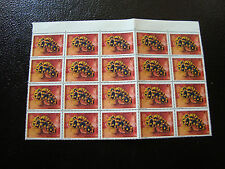 NOUVELLE-CALEDONIE - timbre - yt n° 594 x20 (majorite n**) (Z2) stamp