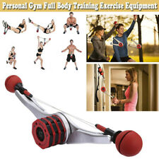 Personal Gym Full Body Portable Gym Workout Equipment Set For Exercise At Home U