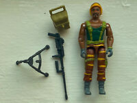 Original GI Joe Roadblock v3 Tiger Force - 1988 - complete figure