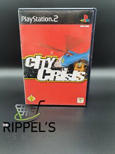 City Crisis (Sony PlayStation 2, 2001) - gebraucht - ohne Beschreibung -