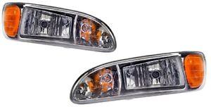 Peterbilt Truck 384 386 387 2000-2011 2012 2013 2014 2015 Head Light PAIR