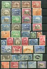 Postage Stamps Aden From 1936
