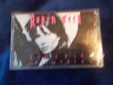 1989 CASSETTE ROBIN BECK-TROUBLE OR NOTHING- 8387684-AS NEW
