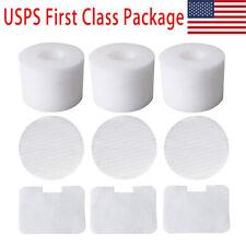 3 Pack Foam & Felt Filter Set Fits Shark UV410, NV36, NV42, NV44, NV46 XFF36 US
